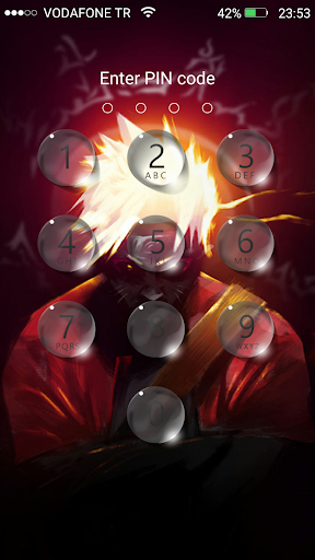 Naruto 4K High Quality Lock Screen for PC