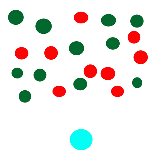 Catch The Bubbles (game)