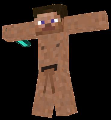 Backwards Steve Nova Skin