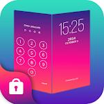 Screen & App Lock Theme Pink Icon
