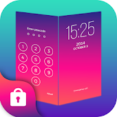 Screen & App Lock Theme Pink