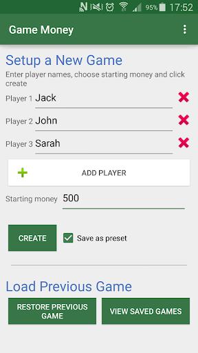 Game Money  screenshots 1