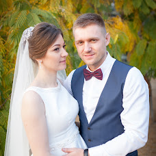Wedding photographer Andrey Makarenko (Filmart). Photo of 25.11.2017