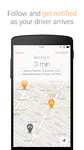 Saytaxi - Get a cab now! screenshot 3