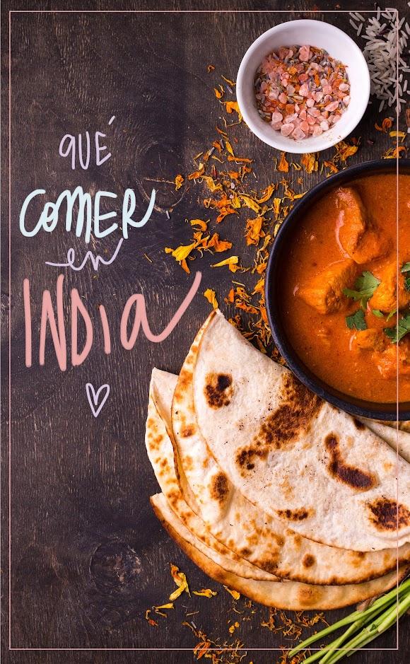 platos tipicos de india