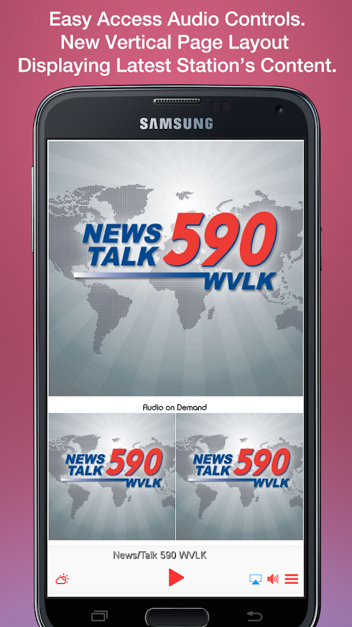 News/Talk 590 WVLK- screenshot