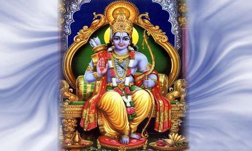Lord Shri Ram Live Wallpaper