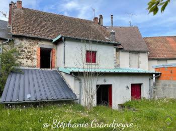 maison à La Courtine (23)