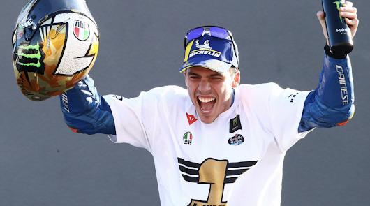 Joan Mir se proclama campeón del mundo de MotoGP con Suzuki