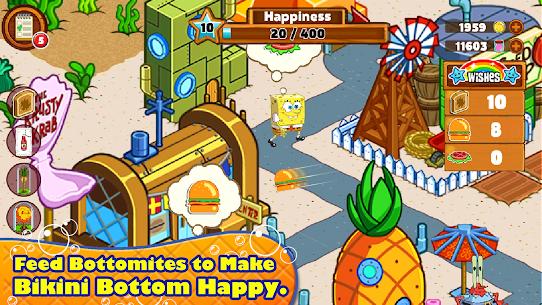 SpongeBob Moves In MOD Apk 1.0 (Unlimited Money) 3