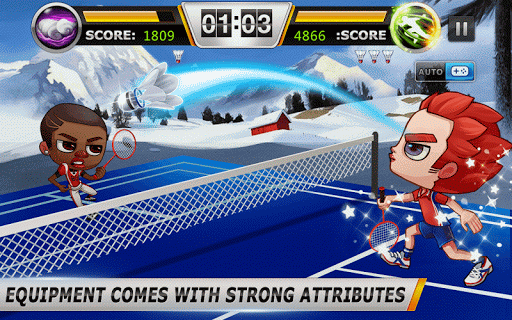 Badminton 3D  screenshots 21