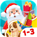 Santas Workshop for kids icon