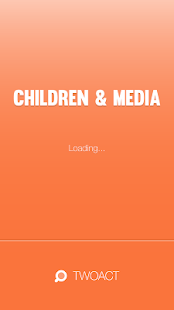 TWOACT: Children and Media- screenshot thumbnail