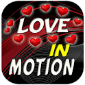 Images and Love Phrases with Free Movement icon