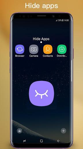 S Launcher - Galaxy S9 Launcher, S9/S8 theme, cool 5.2 screenshots 4
