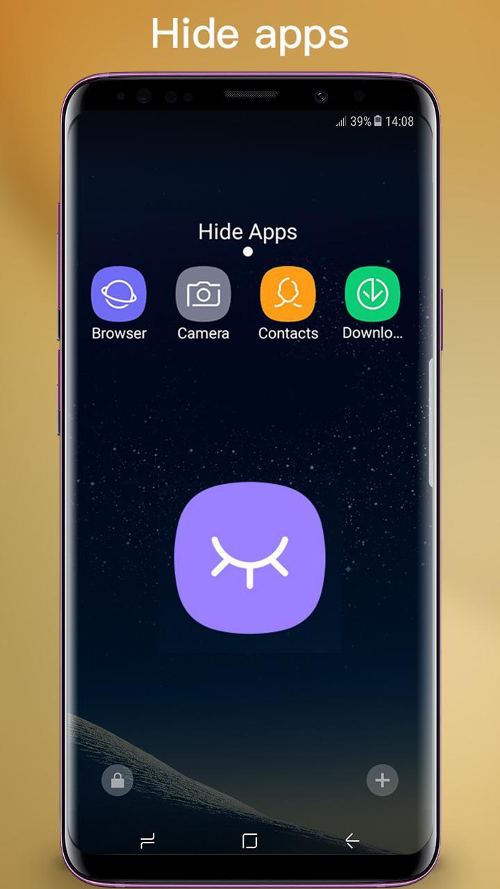 S Launcher - Galaxy S9 Launcher, S9/S8 theme, cool Screenshot 3