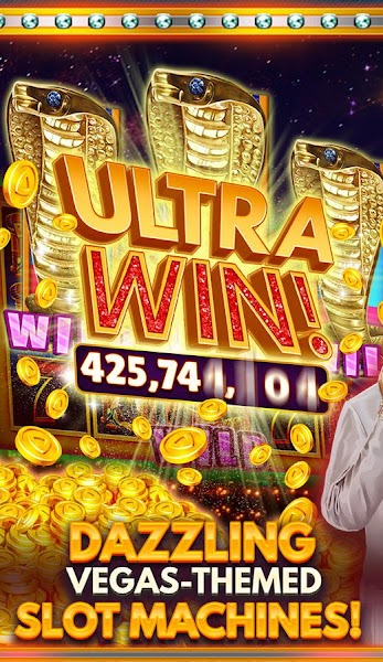 Double Win Vegas Slots v2.02.56 [Mod Money]