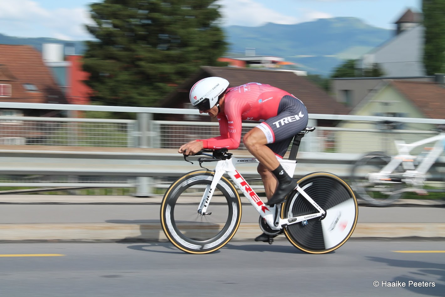Cancellara @ Tour de Suisse (Le petit requin)