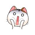 Cute Kitty Sticker for WhatApp icon