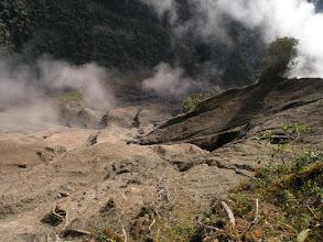 Photo: ...of a really big landslide!