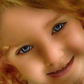 Bright Eyes by Cheryl Korotky - Babies & Children Child Portraits