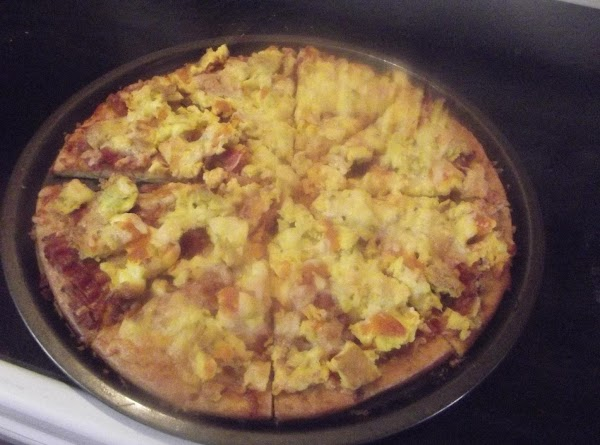 Bacon And Egg Breakfast Mcpizza Recipe