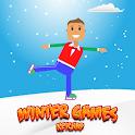 kitchap winter game for kids icon