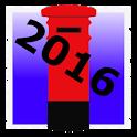 Postage Pro UK 2016 icon