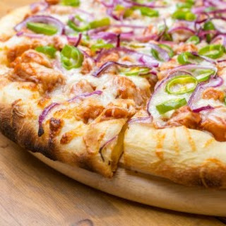 Awesome Barbeque Chicken Pizza Recipe