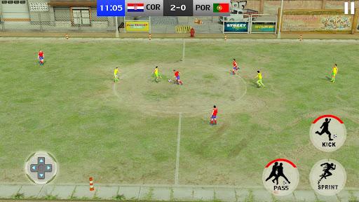 Street Soccer League 2020: Play Live Football Game 2.4 screenshots 3