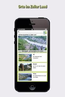Zeller Land App - náhled
