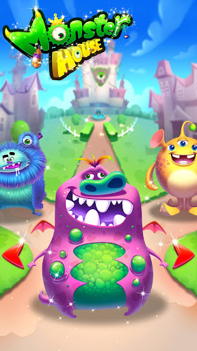 ud83dudc7eud83dudc7eCute Monster - Virtual Pet modavailable screenshots 3
