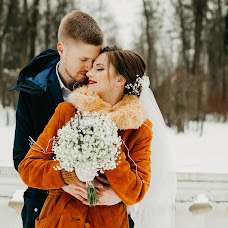 Wedding photographer Nina Zverkova (ninazverkova). Photo of 03.02.2018