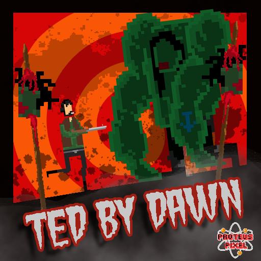 Ted by Dawn 動作 LOGO-玩APPs