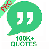 Quotes Pro - 100K+ Famous Quotes