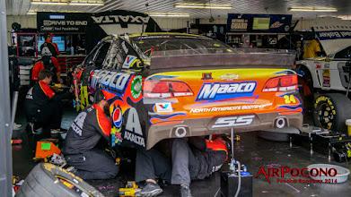 Photo: Hendrick Motorsports #24 Chevy Jeff Gordon's car. https://plus.google.com/+JeffGordon/posts
