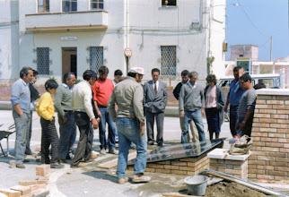 Photo: Posa lapide ai Caduti