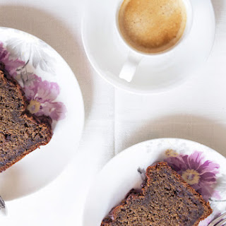 Espresso and Chocolate Chip Banana Bread