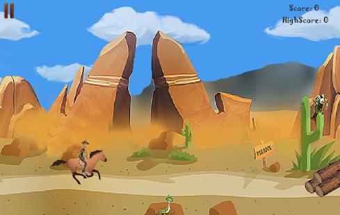Cowboy Unleashed screenshot
