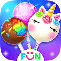Unicorn Cake Pop Maker–Baking Games APK