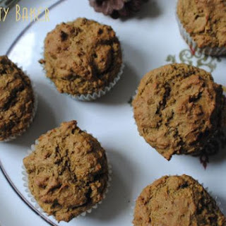 Insanely Healthy Sweet Potato Flax Muffins.
