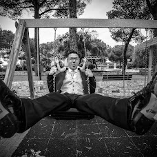 Весільний фотограф Alessandro Spagnolo (fotospagnolonovo). Фотографія від 09.10.2018