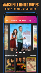 HD Free OLD Movies – Full Free Classics HD Movies App Download For Android 2