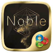 Noble II GO Launcher Theme