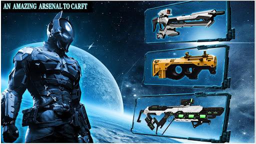 Robo Legacy: Strange Robot War Battleground apktram screenshots 14