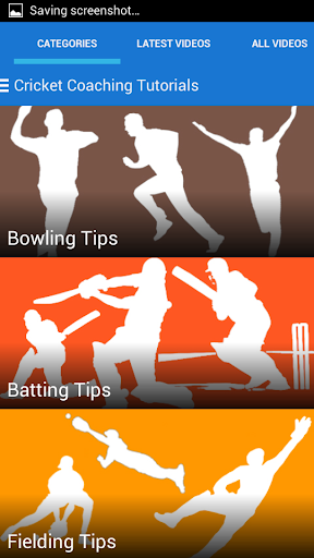 Cricket Coaching Tutorials 1.2 screenshots 2