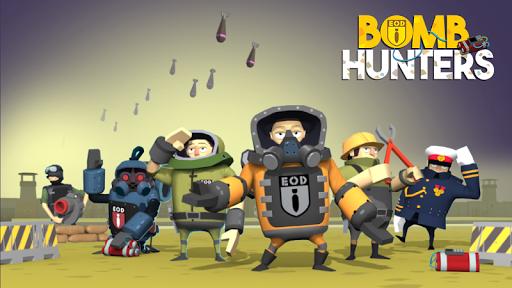 Code Triche Bomb Hunters APK MOD (Astuce) screenshots 1