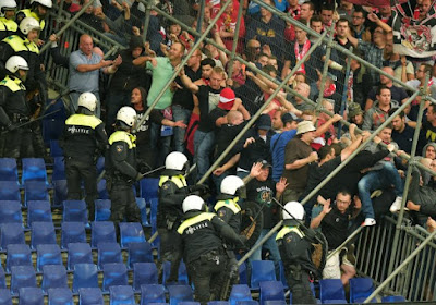 Le Standard et Feyenoord à l'amende