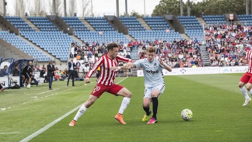 Almería 1-1 Nástic