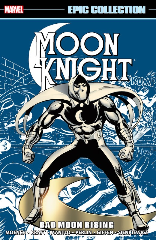 Moon Knight Epic Collection (2014) - complete